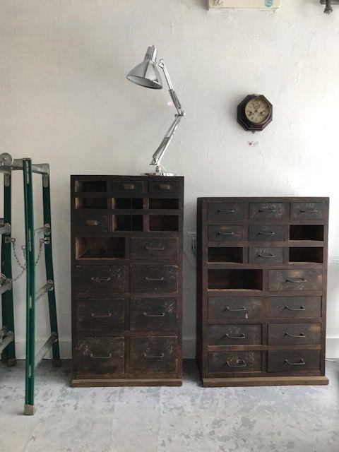 Atelier drawers/アトリエの引出し