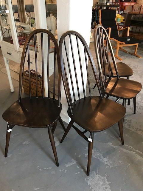 英国アーコールの椅子