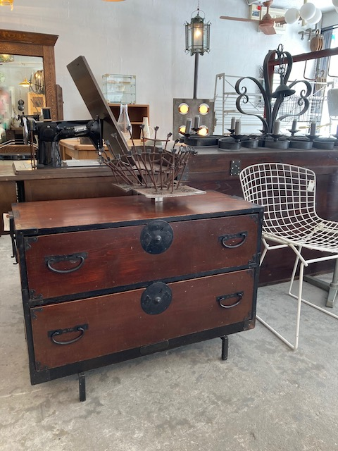 """Japanese chest of drawers called """"Tansu"""""""