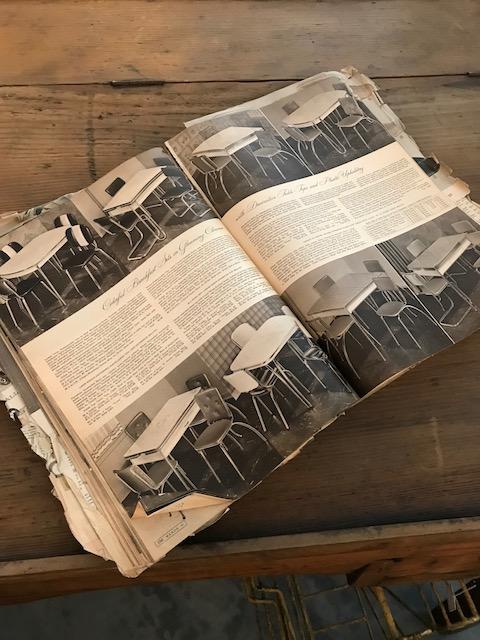 モンゴメリーワードのカタログ/アメリカ・1950年頃