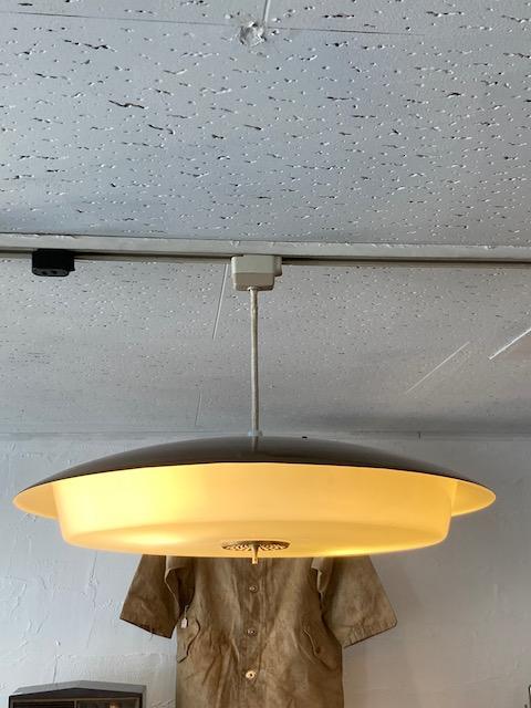retro modern form pendant lamp
