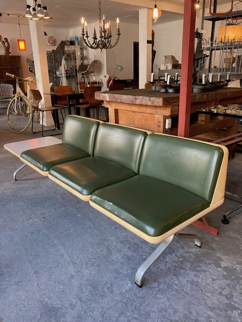 """Freedom bench"" designed by Daisaku Chou"