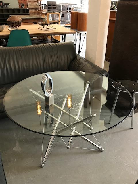 ガラステーブル/'1973 のデザイン   cassina 社