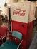 コカ・コーラの冷蔵庫 1960's