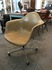 eames arm chair swivel base