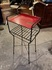 Iron side table/ Japan 1960's